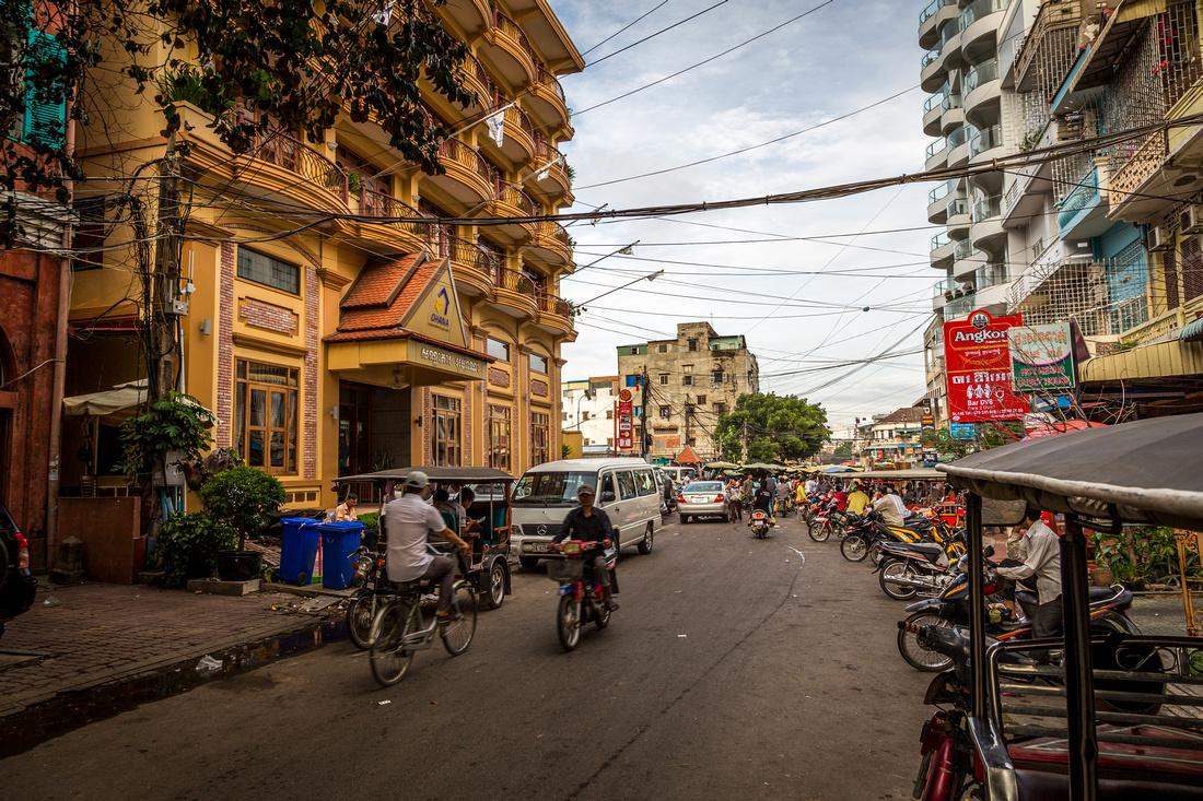 To Siem Reap